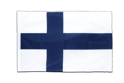 Sleeved Flag PRO Finland - 2x3 ft