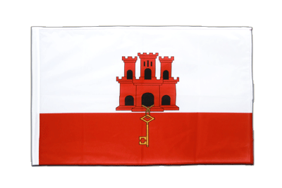 Sleeved Flag PRO Gibraltar - 2x3 ft