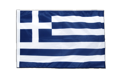 Sleeved Flag PRO Greece - 2x3 ft