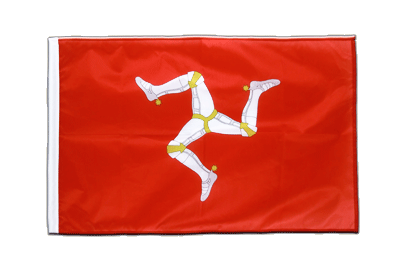 Sleeved Flag PRO Isle of man - 2x3 ft