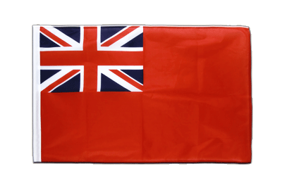 Sleeved Flag PRO Red Ensign - 2x3 ft