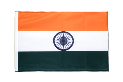 Sleeved Flag PRO India - 2x3 ft