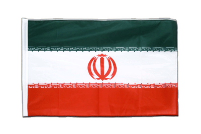 Sleeved Flag PRO Iran - 2x3 ft