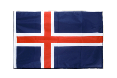 Sleeved Flag PRO Iceland - 2x3 ft