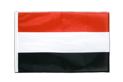 Sleeved Flag PRO Yemen - 2x3 ft