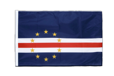 Sleeved Flag PRO Cape Verde - 2x3 ft