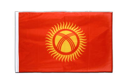 Sleeved Flag PRO Kyrgyzstan - 2x3 ft