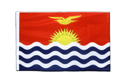 Sleeved Flag PRO Kiribati - 2x3 ft