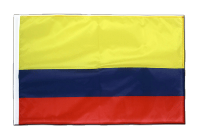 Sleeved Flag PRO Colombia - 2x3 ft