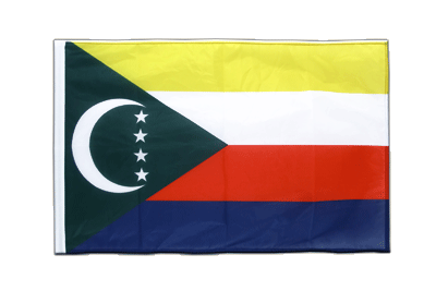 Sleeved Flag PRO Comoros - 2x3 ft