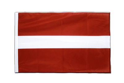 Sleeved Flag PRO Latvia - 2x3 ft