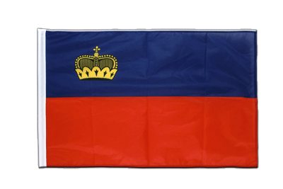 Sleeved Flag PRO Liechtenstein - 2x3 ft