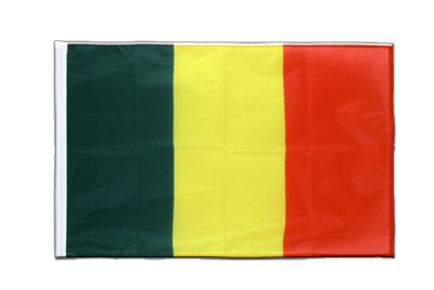 Sleeved Flag PRO Mali - 2x3 ft