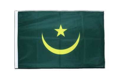 Sleeved Flag PRO Mauritania - 2x3 ft
