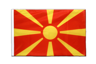 Sleeved Flag PRO Macedonia - 2x3 ft