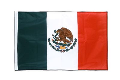 Sleeved Flag PRO Mexico - 2x3 ft