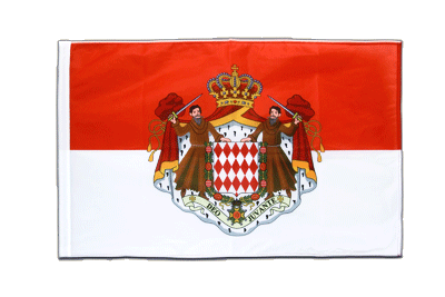 Sleeved Flag PRO Monaco - 2x3 ft