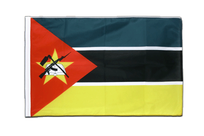 Sleeved Mozambique Flag PRO - 2x3 ft