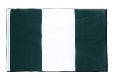 Sleeved Flag PRO Nigeria - 2x3 ft