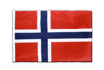 Sleeved Flag PRO Norway - 2x3 ft