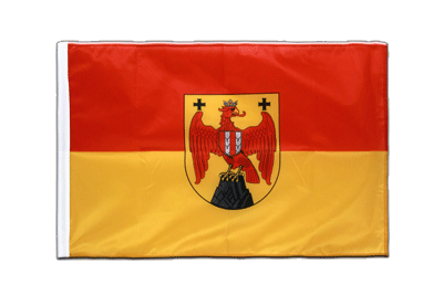 Sleeved Flag PRO Burgenland - 2x3 ft