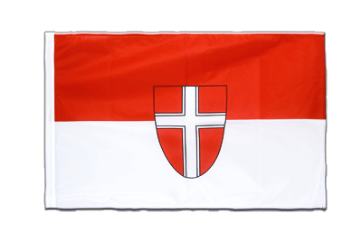 Sleeved Flag PRO Vienna - 2x3 ft