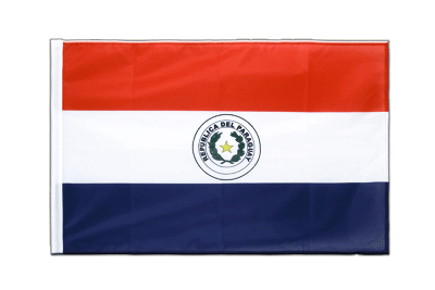 Sleeved Flag PRO Paraguay - 2x3 ft