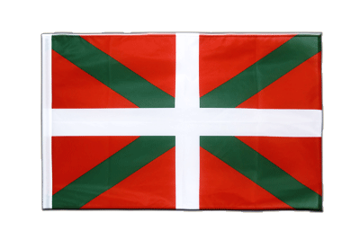 Sleeved Flag PRO Basque country - 2x3 ft