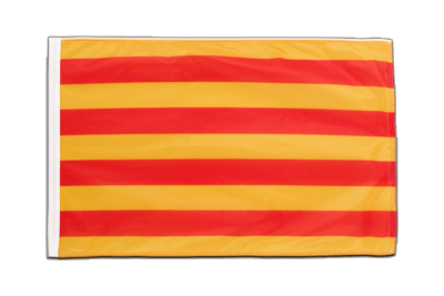 Sleeved Flag PRO Catalonia - 2x3 ft