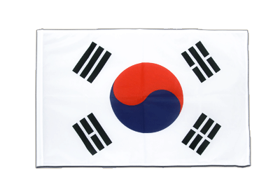 Sleeved Flag PRO South Korea - 2x3 ft