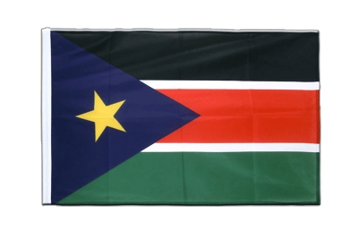 Sleeved Flag PRO Southern Sudan - 2x3 ft