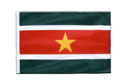 Sleeved Flag PRO Suriname - 2x3 ft