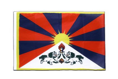 Sleeved Flag PRO Tibet - 2x3 ft