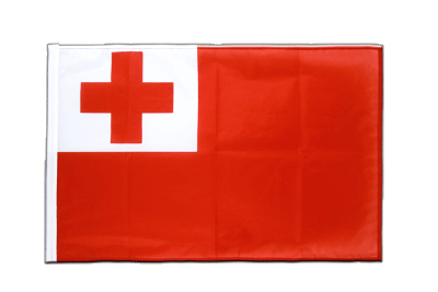 Sleeved Flag PRO Tonga - 2x3 ft
