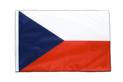 Sleeved Flag PRO Czech Republic - 2x3 ft