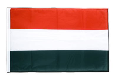 Sleeved Flag PRO Hungary - 2x3 ft