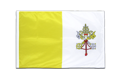 Sleeved Vatican Flag PRO - 2x3 ft