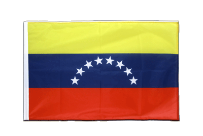 Sleeved Flag PRO Venezuela 8 stars - 2x3 ft