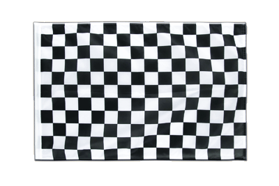Sleeved Flag PRO Checkered - 2x3 ft