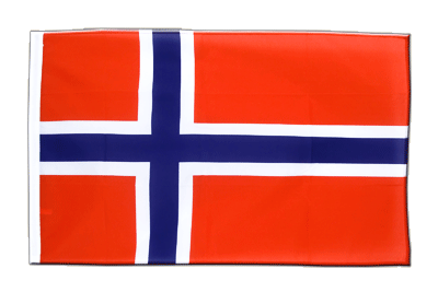 Sleeved Flag ECO Norway - 2x3 ft