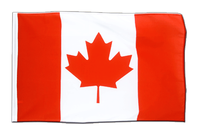 Sleeved Flag ECO Canada - 2x3 ft