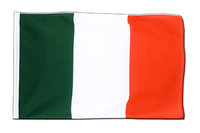 Sleeved Flag ECO Italy - 2x3 ft