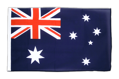 Sleeved Flag ECO Australia - 2x3 ft