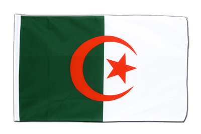Sleeved Flag ECO Algeria - 2x3 ft
