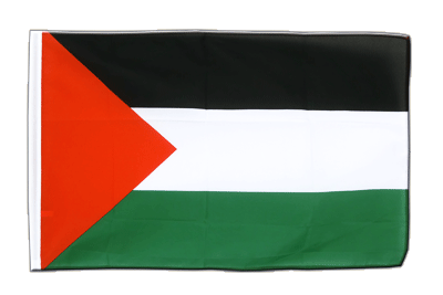 Sleeved Flag ECO Palestine - 2x3 ft