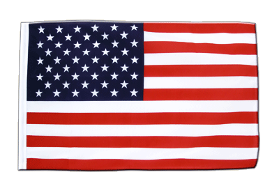 Sleeved Flag ECO USA - 2x3 ft