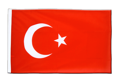 Sleeved Flag ECO Turkey - 2x3 ft