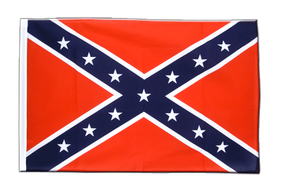 Sleeved Flag ECO USA Southern United States - 2x3 ft