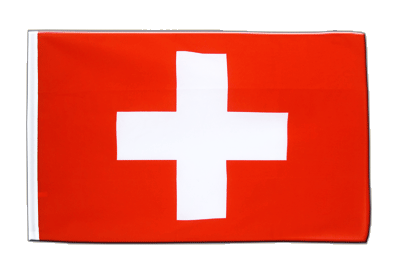 Sleeved Flag ECO Switzerland - 2x3 ft