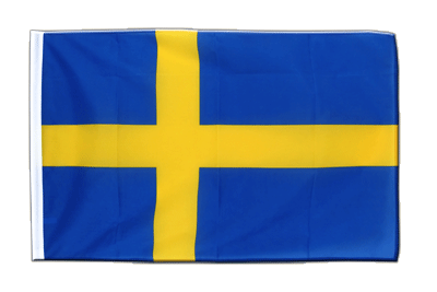 Sleeved Flag ECO Sweden - 2x3 ft